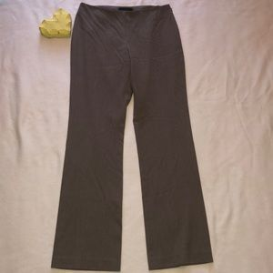 Brown Limited Stretch Pant Regular Size 4